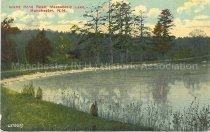 Image of Postcard, Island Pond Road, Massabesic Lake, Manchester, NH - 1974.014.024