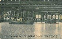 Image of Postcard, Amusement Hall, Summit Uncanoonuc Mountain, Manchester, N.H. - 1974.130.015