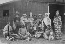 Image of Group Portrait—New Hampshire State Militia, Battery B - 1975.138.018