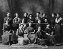 Image of Group Portrait— Amoskeag Manufacturing Company Mill Girls - 1975-194