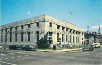 Image of Postcard, Post Office, Manchester, NH - 1975.025.016