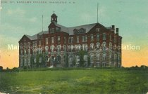 Image of Postcard, St. Anslems College, Manchester, N.H. - 1975.158.002
