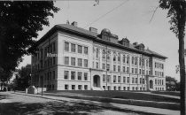 Image of Manchester High School, Classical Building - 1976.042.007