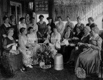 Image of Group Portrait— Thimble Club of Manchester New Hampshire, 1920 - 1976.504.010