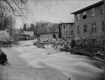 Image of 1896 Flood - Cohas Brook,  Goffs Falls - 1976.504.098