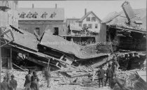 Image of Boiler Explosion, Jeremiah Hodge Shop, 485 Elm St., May 8, 1888 - 1976.505.007