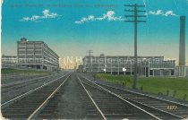 Image of Postcard, Central Plant, W.H. McElwain Shoe Co., Manchester, N.H. - 1976.015.024