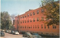 Image of Postcard, Hospital Notre Dame De Lourdes, Manchester, NH - 1976.015.028