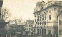 Image of Merrimack Street Baptist Church Fire. 160 Merrimack Street - 1914 - 1976.504.093