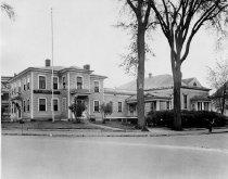 Image of Copy Photo—William H. Jutras Post No. 43, American Legion Hall, McGregor Street (V4P) - 1977.180.011