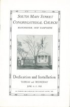 Image of Building Dedication and Installation - 1977.049.M526