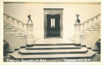 Image of Postcard, Currier Gallery of Art, Manchester, NH - 1977.049.M653