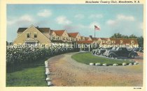 Image of Postcard, Manchester Country Club, Manchester, N.H. - 1977.049.M657