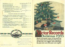 Image of Victor Records Christmas 1923 - 1977.049.M681