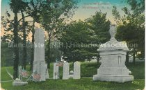 Image of Postcard, Stark Monument, Manchester, N.H. - 1977.121.031