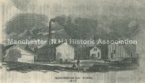 Image of Manchester Gas Works, 1852 - 1977.189.033