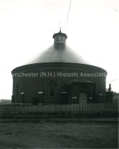 Image of Holder, Manchester Gas Co. - 1977.189.057