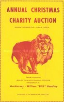 Image of Annual Christmas Charity Auction - 1977.510.001