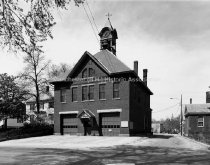 Image of Fire King Station # 2, North Main Street - 1978 - 1978.081.002