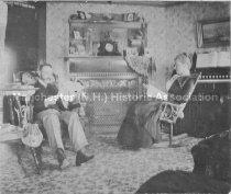 Image of Portrait of Mr. & Mrs. William Stickney - 1978.038.001