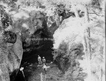 Image of Devils Den, Lake Massabesic - 1979-007-D