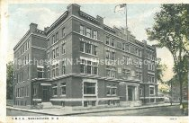 Image of Postcard, Y.M.C.A., Manchester, N.H. - 1980.103.003