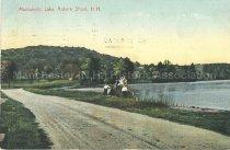 Image of Postcard, Massabesic Lake, Auburn Shore, N.H. - 1980.109.002