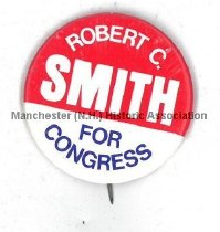 Image of Robert C. Smith for Congress - 1980.112.001
