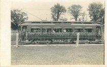 Image of Postcard, Rapid Transit Line, Goffs Falls & Nashua - 1980.129.006