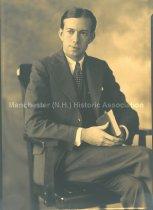 Image of Portrait of Armand H. Pariseau - 1981.003.007