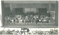 Image of Manchester High School Central Graduation of 1941B - 1981.035.004