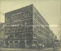 Image of James W. Hill Store, Pembroke Block, c. 1890 - 1981.069.005