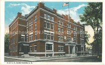 Image of Postcard, Y.M.C.A., Manchester, N.H. - 1981.085.008