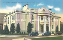 Image of Postcard, Manchester Institute of Arts and Sciences, Manchester, N.H. - 1981.085.012