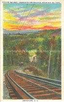 Image of Postcard, Incline Railway, Leading to Uncanoonuc Mountain Ski Trail, Goffstown, N.H. - 1981.117.030.6