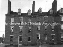 Image of 125-141 West Merrimack Street, South Facade (Left) - 1981.137.144