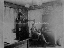 Image of Interior of 217 Harrison Street - 1983.070.006