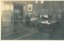 Image of Postcard, Grand Lodge I.O.O.F., New Hampshire - 1983.070.008