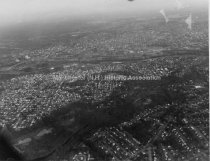 Image of Aerial View of Manchester Looking East From St. Anselm College - 1984 - 1984.106.001