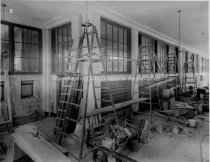 Image of Hanover Street Post Office—Construction - 1934 - 1986.034L.018