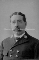 Image of Portrait—Tom Fitzsimmons, 4th Deputy Chief, Manchester Fire Department - 1905. - 1986.083A.002