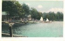 Image of Postcard, Massabesic Lake, Manchester, N.H. - 1986.029L.005