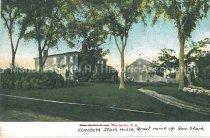 Image of Postcard, Gen. Stark's House, Manchester, N.H. - 1986.029L.012