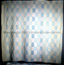 Image of Mansfield Family Quilt - 1989.011.001