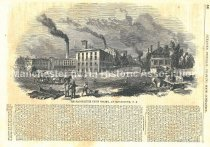 """Image of """"Manchester Print Works,"""" 1854 - 1990.058L.001"""