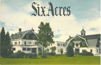 Image of Postcard, Six Acres - 1990.062L.001