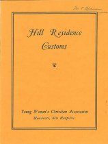 Image of Hill Residence Customs - 1990.069L.011