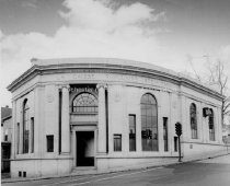 Image of St. Mary's Bank, North Main and Amory Streets - 1991.065L.009