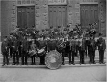 Image of Group Portrait— Thaddeus T. Kosciusko Band - 1994.131.001