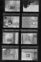 Image of Contact Sheet - Manchester Police Department and the Freedom Train - 1975 - 1996.070.003
